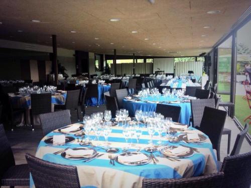 Mesas de Restaurante Jose Luis EL Estudiante Golf